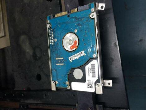 בלתי רגיל דיסק קשיח למחשב נייד , החלפת דיסק קשיח למחשב נייד PN-75